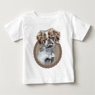 Japanese Chin 001 Baby T-Shirt