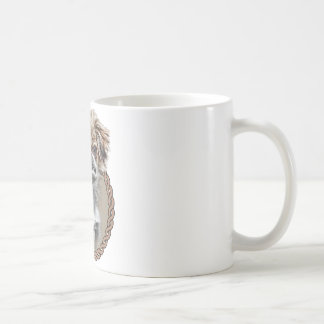 Japanese Chin 001 Coffee Mug