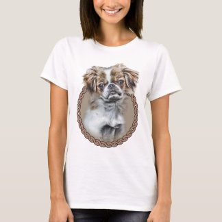 Japanese Chin 001 T-Shirt