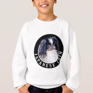 Japanese Chin 002 Sweatshirt