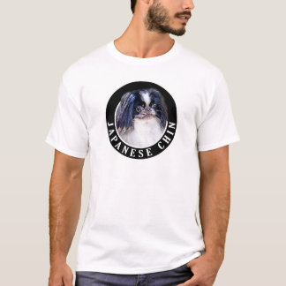 Japanese Chin 002 T-Shirt