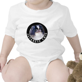 Japanese Chin 002 Rompers