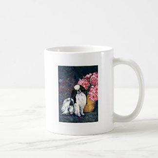 Japanese Chin Coffee Mugs