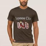 Japanese Chin Dad Gifts T-Shirt