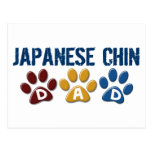 JAPANESE CHIN Dad Paw Print 1