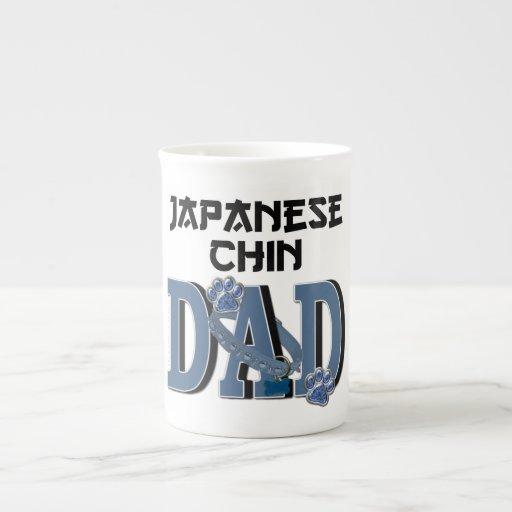 Japanese Chin DAD Porcelain Mug