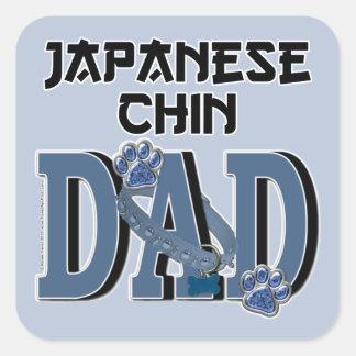 Japanese Chin DAD Sticker