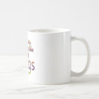 Japanese Chin designs Coffee Mugs