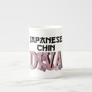 Japanese Chin DIVA Tea Cup