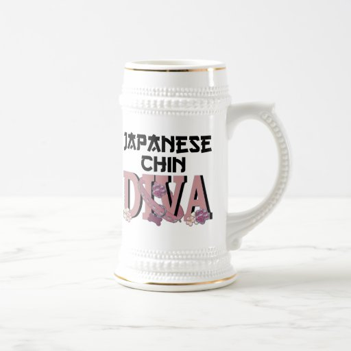 Japanese Chin DIVA Mug