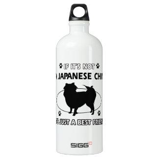 JAPANESE CHIN dog designs SIGG Traveller 1.0L Water Bottle