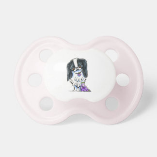 Japanese Chin Dragon Pacifiers