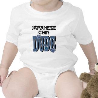 Japanese Chin DUDE Bodysuits