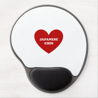 Japanese Chin Gel Mouse Pad