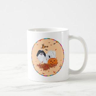 Japanese Chin Halloween Mug