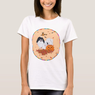 Japanese Chin Halloween T-Shirt