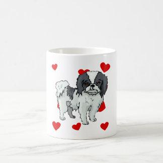 Japanese Chin Love Mugs