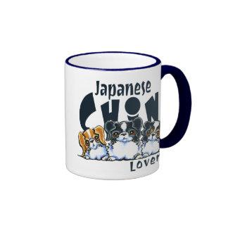 Japanese Chin Lover Mugs
