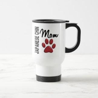 Japanese Chin Mom 2 Coffee Mug