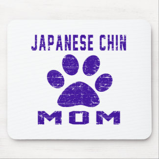 Japanese Chin Mom Gifts Designs Mouse Pad