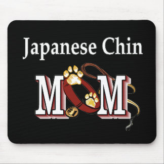 Japanese Chin Mom Gifts Mouse Pad