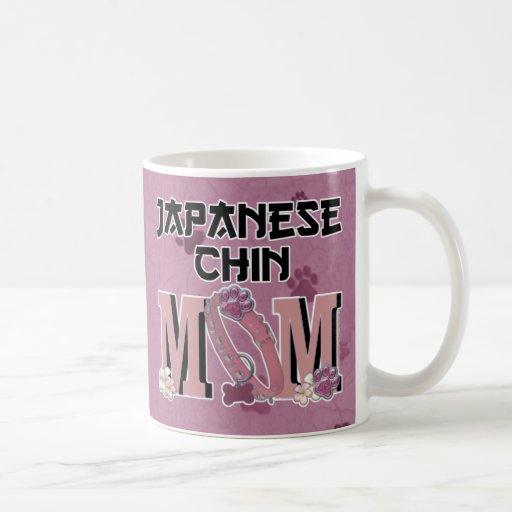 Japanese Chin MOM Mugs
