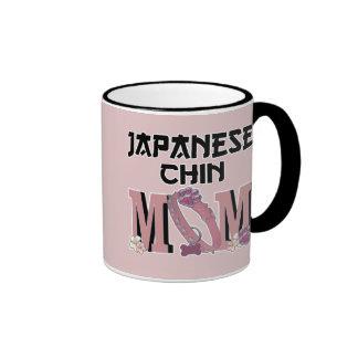 Japanese Chin MOM Coffee Mug