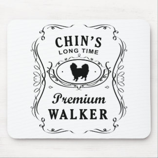 Japanese Chin Mouse Pad