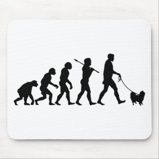 Japanese Chin Mouse Mat