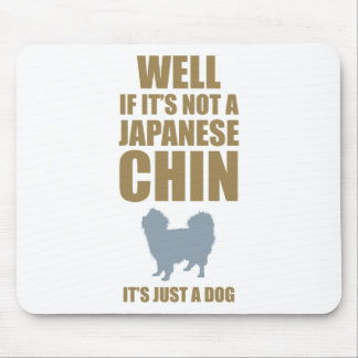 Japanese Chin Mouse Mats