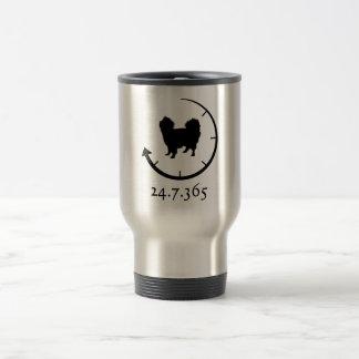 Japanese Chin Coffee Mug
