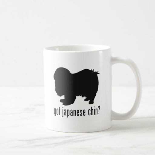 Japanese Chin Mugs