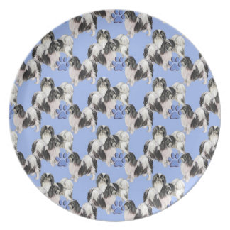 Japanese Chin Plate