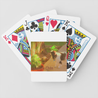 Japanese Chin Playing Cards