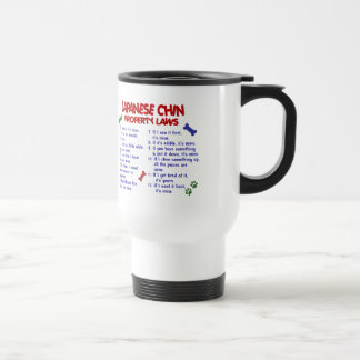 JAPANESE CHIN Property Laws 2 Coffee Mug
