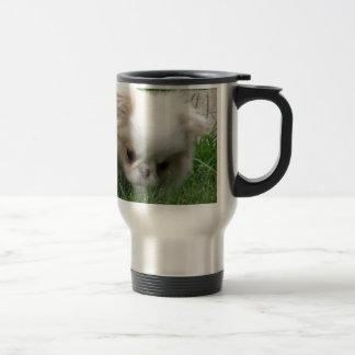 Japanese Chin Puppy 2.png Travel Mug