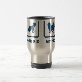 Japanese Chin Stainless Steel Travel Mug