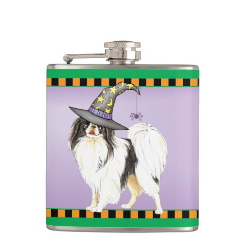 Japanese Chin Witch Flasks