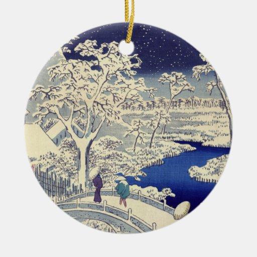 Japanese Christmas decoration Christmas Tree Ornament