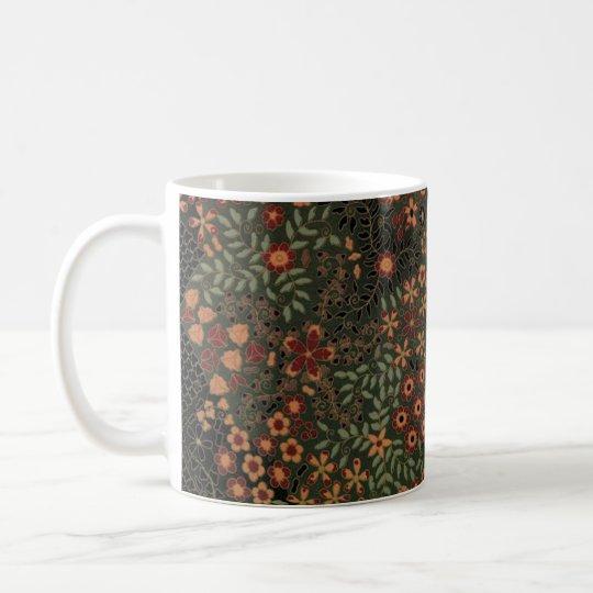 Japanese Cloisonné Design Mug