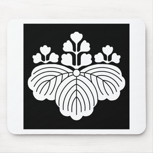 Japanese Crest GosannKiri, Japan Mouse Mat