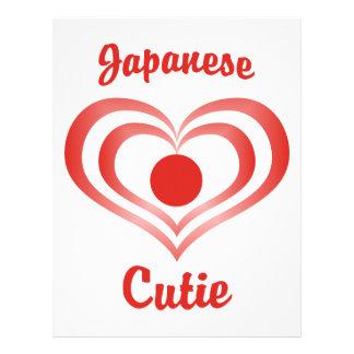 Japanese Cutie Custom Flyer