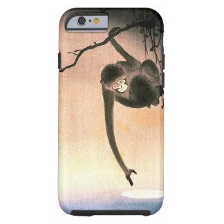 Japanese Dangling Monkey Woodblock Art Ukiyo-E iPhone 6 Case
