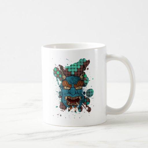Japanese Demon Mug