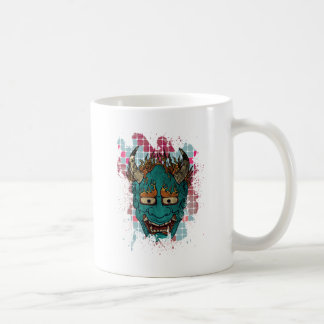 Japanese Demon Coffee Mug