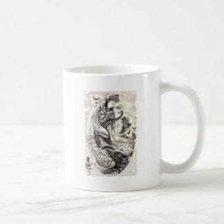 Japanese Demons Coffee Mug