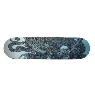 Japanese Dragon 1 20 Cm Skateboard Deck