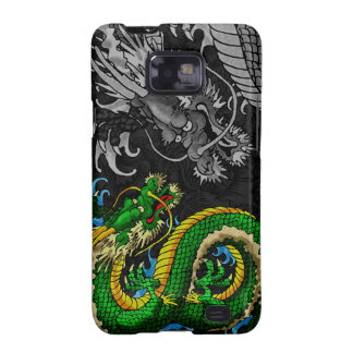 Japanese Dragon Galaxy S2 Cover