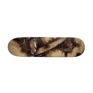 Japanese Dragon Deck Skateboard Deck