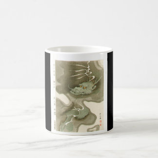 Japanese Dragon Painting c. 1700's Coffee Mug